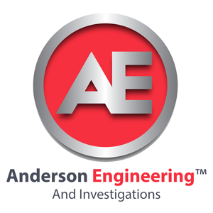 Anderson Engineering and Investigations Logo.